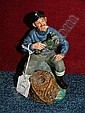 Royal Doulton figure 'The Lobster Man' HN 2317 (1)