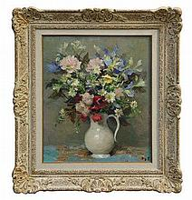 * Marcel Dyf (1899 - 1985), oil on canvas - still l