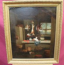 Benjamin Blake (c. 1770 - c. 1830), oil on canvas
