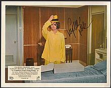 AUTOGRAPHS Sophia Loren: Autographed on 10