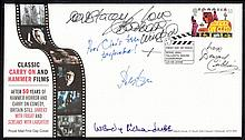 AUTOGRAPHS 2008 Classic Carry On Films single
