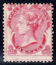 GREAT BRITAIN QUEEN VICTORIA: SURFACE PRINTED