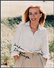 AUTOGRAPHS Emma Thompson: Autographed on 10