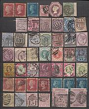 G B COLLECTIONS AND MIXED LOTS Q.Vic - QEII mainly