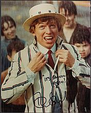 AUTOGRAPHS Tommy Steele: Autographed on 10
