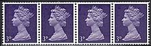 GREAT BRITAIN PRE-DECIMAL MACHIN DEFINITIVES 3d