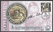AUTOGRAPHS Alex Salmond: Autographed on 1999