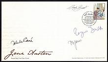 AUTOGRAPHS 2013 Jane Austen single value Royal