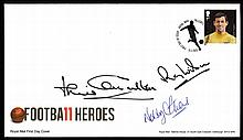 AUTOGRAPHS 2013 Football Heroes single value Royal