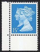 GREAT BRITAIN DECIMAL MACHIN DEFINITIVES 1990