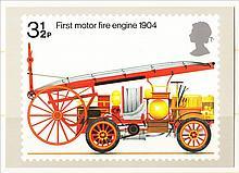 1974 Fire Service Mint, fine. Cat £140