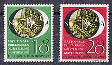 1951 Philatelic Exhibition set Mint, fine. SG 1067