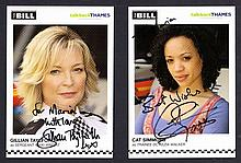 AUTOGRAPHS The Bill: 15 x 10 cm colour photos signed by the cast (9 different). This lot is sold on
