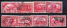 UNITED STATES OF AMERICA Parcel Post: 1912 values to 50c used. STC £106 (8)
