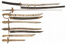 Six Swords and a Dagger