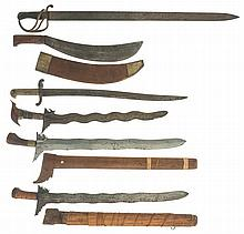 Six Swords and Edged Weapons