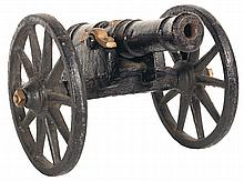 Miniature Black Powder Cannon