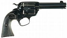 Colt Bisley Model Single Action Army Revolver