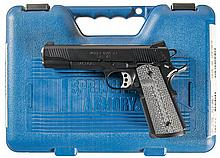 Springfield Armory Model TRP 1911 Semi-Automatic Pistol with Case and Accessories