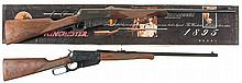 Two Winchester Model 1895 Rifles -A) Winchester Model 1895 Limited Edition Grade I Rifle with Box