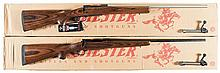 Two Boxed Winchester Model 70 Bolt Action Rifles -A) Winchester Model 70 Coyote Rifle