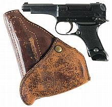 Nagoya Arsenal Type 94 Semi-Automatic Pistol with Holster and Extra Magazine