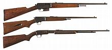 Collector's Lot of Three Winchester Rifles -A) Winchester Model 1905 Rifle