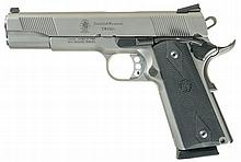 Smith & Wesson Model SW1911 Semi-Automatic Pistol