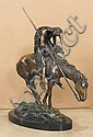End of The Trail Bronze by James Earle Fraser, James Earle Fraser, Click for value