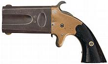 J.P. Lower Retailer Marked American Arms Over/Under 41 Caliber Pistol