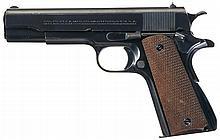 Pre-War Colt Super 38 Semi-Automatic Pistol