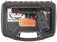 Sti International Model 2011 Eagle 5.0 Semi-Automatic Pistol with Case