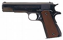 Postwar Colt Super 38 Semi-Automatic Pistol