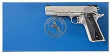 Colt Special Combat Government Model 1911 Semi-Automatic Pistol with Box