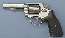 Smith & Wesson Model 64-6 Double Action Revolver