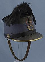 French Light Cavalry Officer's Shako