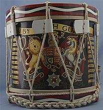 British Military Style Drum