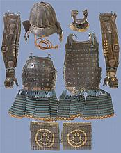Set of Japanese Armor
