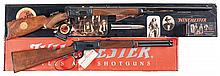 Two Winchester Model 94 Lever Action Rifles with Boxes -A) Winchester Model 94 Grade 1 Limited Edition Centennial Rifle