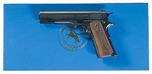 Boxed Colt Model 1911A1 World War II Replica Semi-Automatic Pistol
