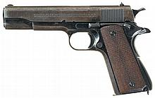 First Year Colt Commercial Government Model 1911A1 Semi-Automatic Pistol