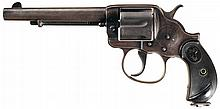 R.A.C. Inspected U.S. Marked Colt Model 1902 Philippine/Alaskan Model Double Action Revolver
