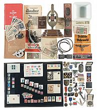Collection of World War II Era German Items
