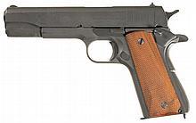 U.S. Colt/Ithaca Model 1911A1 Semi-Automatic Pistol