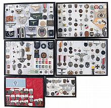 Assorted Nazi Style Artifacts