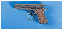 Colt WWII Reproduction 1911A1 Semi-Automatic Pistol with Box