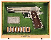Colt World War II Commemorative Pacific Theater of Operations Model 1911A1 Semi-Automatic Pistol