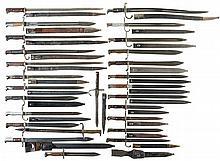 Twenty-Six Bayonets, Chiefly German