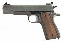 Essex Arms/Colt National Match Model 1911 Semi-Automatic Pistol