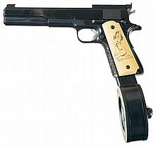 Colt Government Model Semi-Automatic Pistol